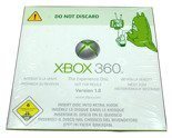XBOX 360 The Experience Disc Version 1.0 DVD FOLIA
