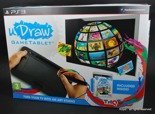 uDraw Tablet + program Instant Artist PS3