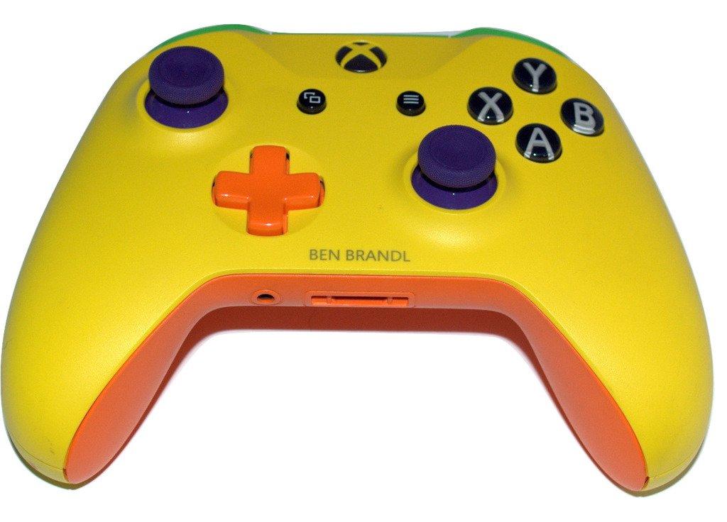 Oryginalny Pad Bezprzewodowy Xbox One Limitowana Edycja