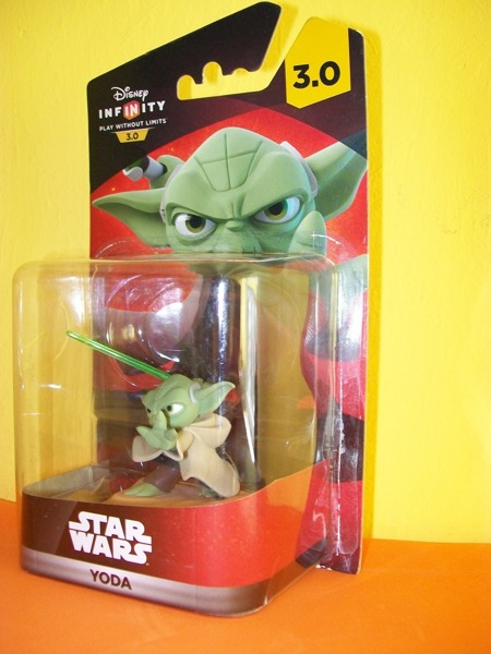 Disney Infinity 3.0: postac z Yoda Star Wars (PS4 / Xbox One / PS3 / Xbox 360 / Wii U) [gra wideo]