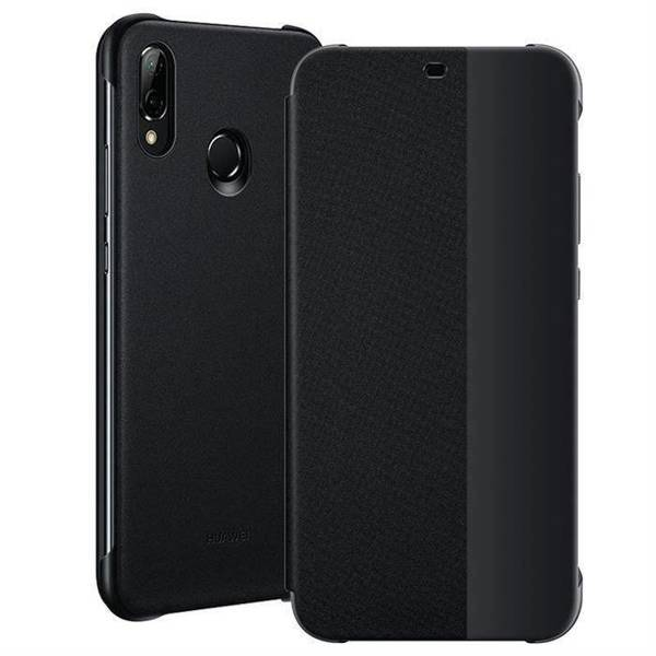 Etui Huawei Case Cover do P20 Lite - czarny