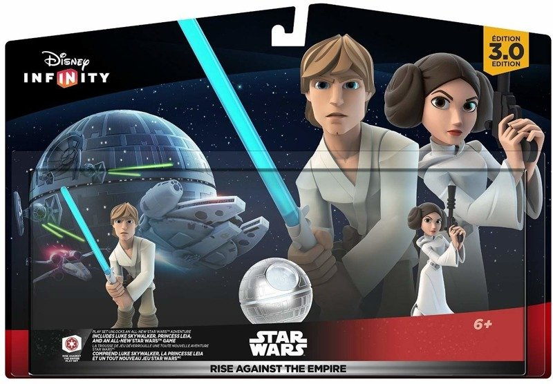 Figurki Disney Infinity Rise Against the Emipre