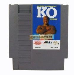 George Foreman's KO Boxing NES