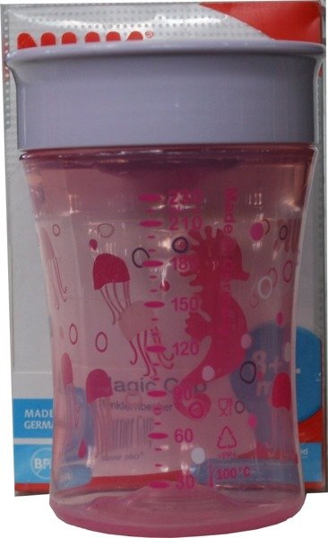 NUK Magic Cup Sippy Cup, 8+ miesięcy, 230 ml