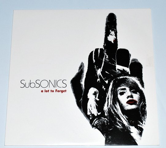 Subsonics ‎– A Lot To Forget LP [VINYL]