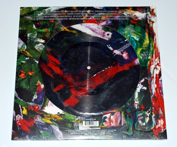 The Cure ‎– Mixed Up Limited 2LP Picture [Vinyl]